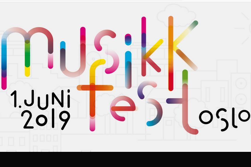 Musikkfest Torshovparken 1. juni